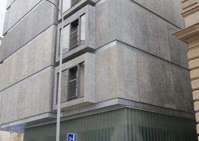 Praha Petrské náměstí 3